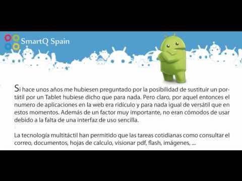 Smartq para qu sirve una tablet youtube - Para que sirve una vaporeta ...