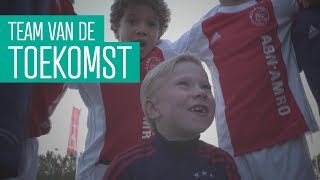 TEAM VAN DE TOEKOMST #2 - Valentijn Teijema | Ajax O8