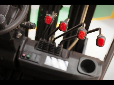 Вилочные погрузчики Manitou серии MI. Производство Франция