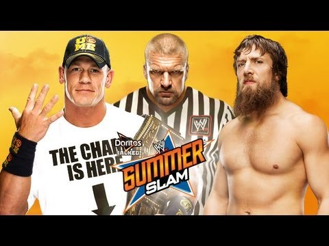 nL Live on Twitch.tv - WWE Summerslam 2013 [WWE 13 Simulation!]
