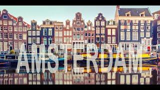 Boat Trip - Amsterdam 2018