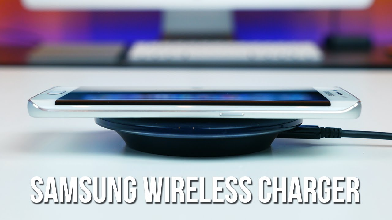 samsung qi wireless charging pad for galaxy s6 review. Black Bedroom Furniture Sets. Home Design Ideas