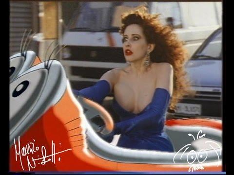 IP  Pubblicità 1989  Regia Maurizio Nichetti con Francesca Dellera