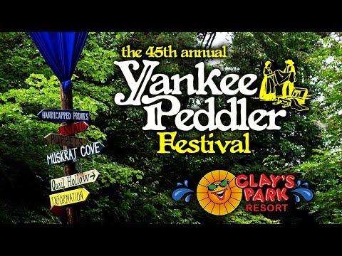 The 45th Annual Yankee Peddler Festival