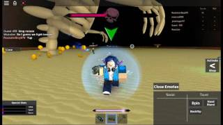 ROBLOX - Boss Battle Mini-Games 3: Versus Stallord