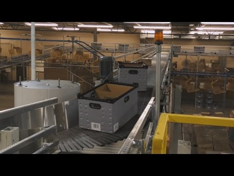 Diamond Upgrades Olive Branch Distribution Center