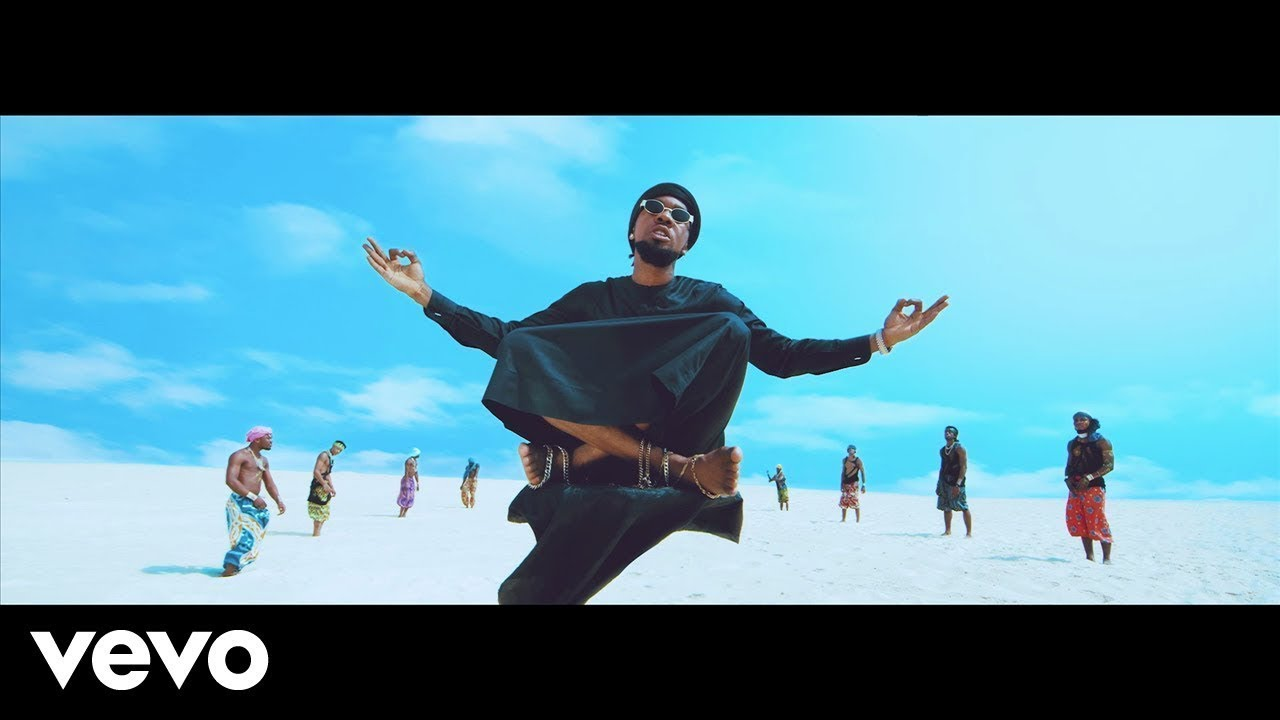 Patoranking - Available [Official Video] | Reaction