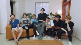 BTS (방탄소년단) BON VOYAGE Season 4 Ep.0  다시 돌아온 본보야지
