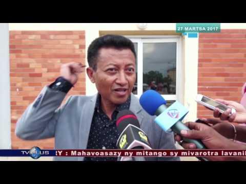 VAOVAO 27 MARTSA  2017  BY TV PLUS MADAGASCAR