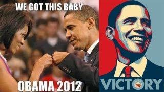 Obama wins re-election! Defeats Romney