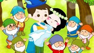 【絵本】しらゆきひめ(白雪姫)  【読み聞かせ・日本語音声】
