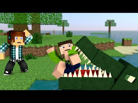 Minecraft PARASO 96 FOMOS CAPTURADOS Doovi
