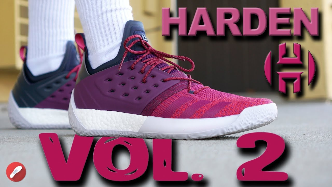 026553b9d723 Adidas Harden VOL. 2 First Impressions! - YouTube