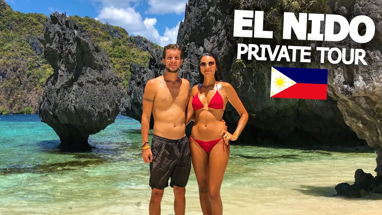 EL NIDO PRIVATE ISLAND HOPPING 🇵🇭 DAY BEFORE LOCKDOWN (PHILIPPINES)