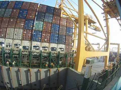 Port Jebel Ali - Container Terminal