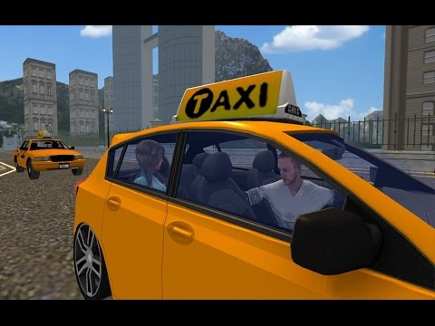 City Taxi Driver 2016: Cab Sim (by Imperial Arts) Best New ...