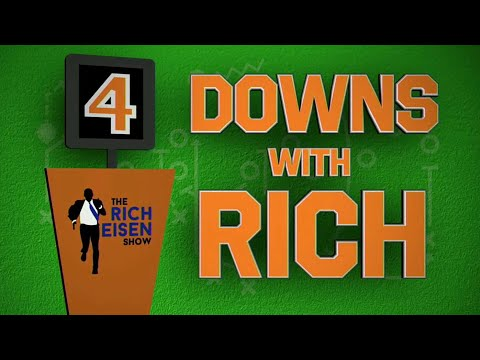 4 Downs with Rich: Eisen on Dolphins' Draft, Giants on a Run, 16-0 Steelers & More! | 11/17/20
