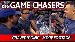 The Game Chasers Ep 70 BONUS Footage and Outtakes