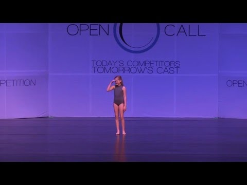 Ainsley Reagan IMPROV lyrical solo Rise Up OPen Call