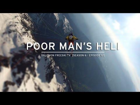 Salomon Freeski TV S6 E12 - Poor Man's Heli