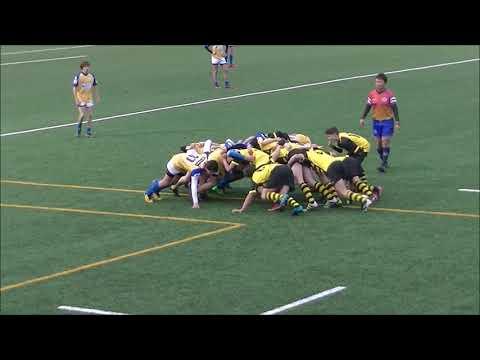 rugby crc vs torrelodones vuelta