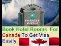 Canada Hotels : How To Book Hotel Rooms