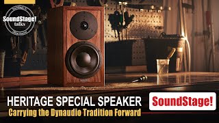 How Dynaudio's Heritage Special Speaker Carries the Tradition - SoundStage! Talks (July 2021)