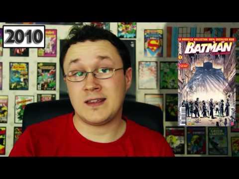 Voilà de quoi j'te parle 00 La publication de comics en France
