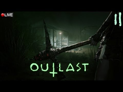 OUTLAST | HORROR GAME | HORROR CONTINUES xD