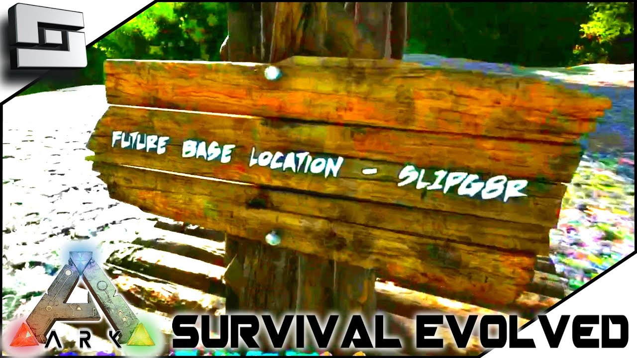 Ark Survival Evolved Best Base Locations The Island