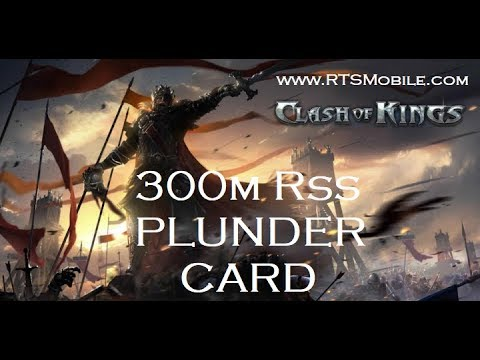 Clash Of Kings: The West - Plunder Event Strategy