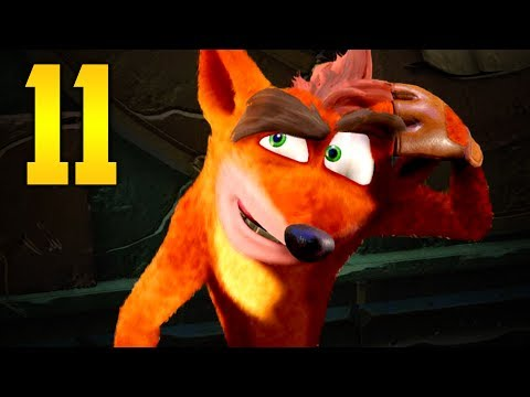 """Crash Bandicoot N. Sane Trilogy - Part 11 """"NEW LIVES, NEW ME!!"""" (Gameplay & Commentary)"""