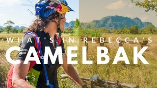 Tips with Rebecca - What to pack in your Camelbak : w/ Rebecca Rusch