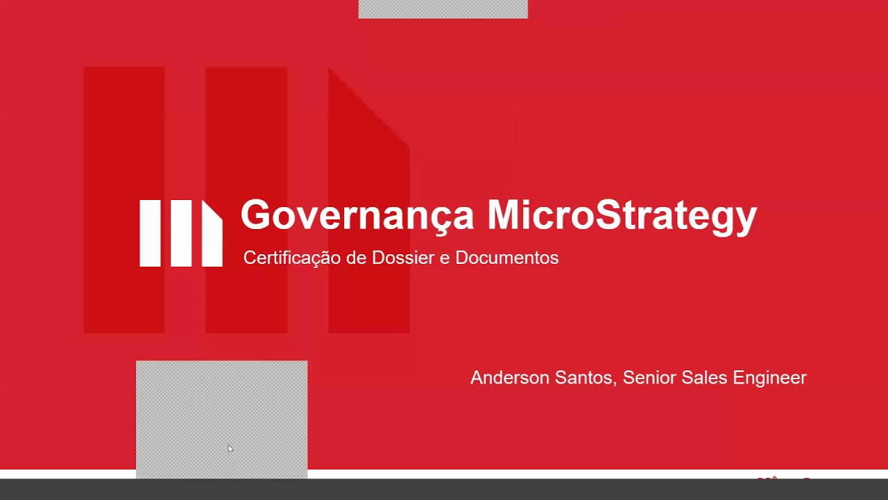 MicroStrategy - Certification Feature - YouTube