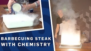 Barbecueing Steak With Chemistry | Brit Lab