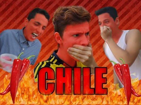 Chile comer