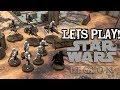 Let's Play! - Star Wars: Legion by Fantasy Flight Games