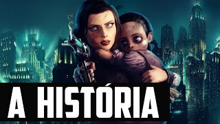 Sessão Spoiler - A História de Bioshock Infinite: Burial at Sea