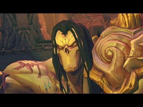 Darksiders II - Death's Story Trailer