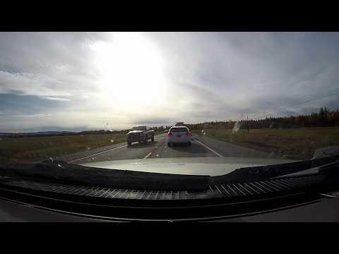 Time Lapse Drive: Denali National Park, Alaska To Minden, Nevada