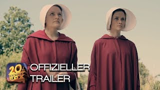 The Handmaid's Tale - Der Report der Magd | Season 1 | DVD & Blu-ray | Deutsch HD | FSK 16