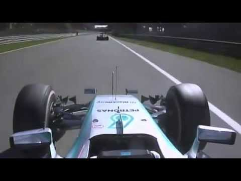 F1 2015 Italian GP Lewis Hamilton team radio