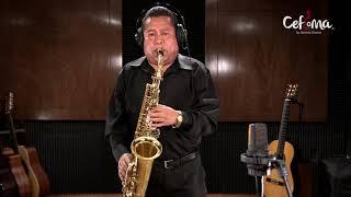 Bonfilio Serrano, profesor de saxofón,