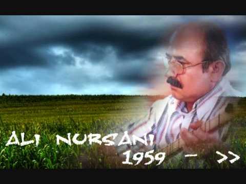 Ali Nursani - Aglatma gelem [ SÖZLER ILE ]