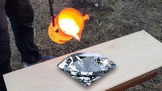 Download EXPERIMENT: LAVA VS DIAMOND Mp3 and Videos