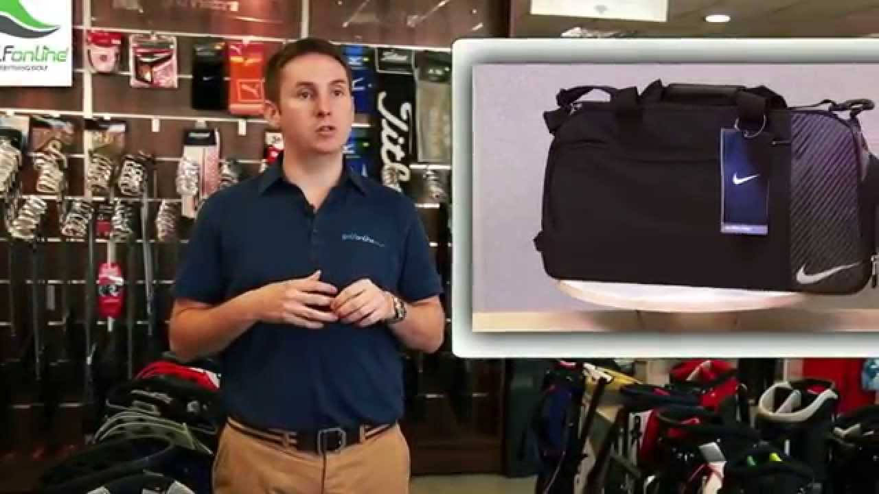 1901554b32 Nike Sport II Duffel Bag Review - YouTube
