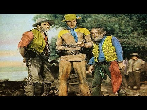 FIGHTING CARAVANS - Gary Cooper, Lili Damita - Full Western Movie / 720p / English / HD