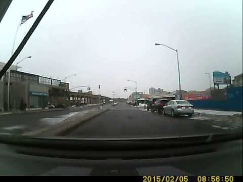 Driving in FarRockaway 2