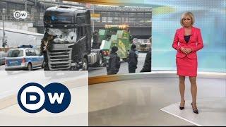 Теракт в Берлине  установлен главный подозреваемый   DW Новости (21 12 2016)