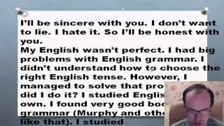 Как я выучил английскую грамматику. Интенсивный курс английской грамматики